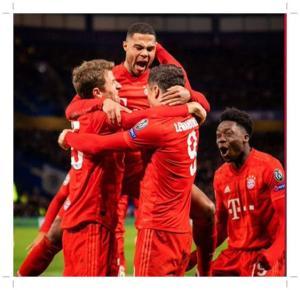 Chelsea vs Bayern Munich 0-3 - Highlights