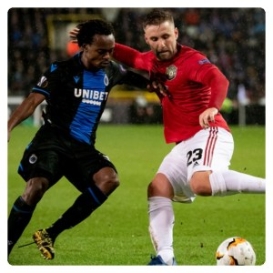 Download Football Video: Club Brugge vs Manchester United 1-1 - Highlights