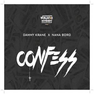 Dammy Krane - Confess ft Nana Boro (Music)