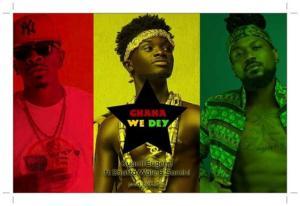 Kuami Eugene - Ghana We Dey ft Shatta Wale, Samini (Music)