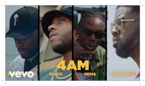 Love Renaissance - 4AM ft Manny Norté, 6LACK, Rema, Tion Wayne