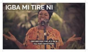Sola Allyson - Igba Mi Tire Ni ft. Ty bello