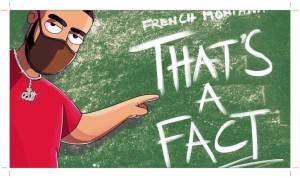 Download French Montana That's A Fact Mp3 Download