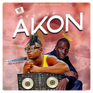 DOWNLOAD MIXTAPE: DJ Medullar Best Of Akon Mix Download