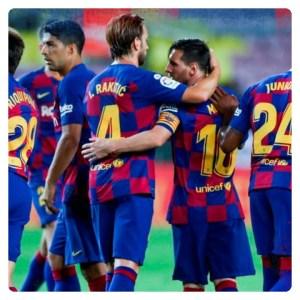 Barcelona vs Osasuna 1v2 Highlights (Download Video)