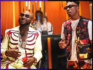 Mayorkun and Davido presents official music video of Betty Butter