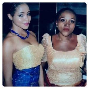 BBNaija Lockdown housemate, Nengi and her mother