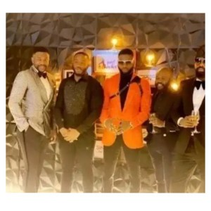 BBNaija: Photo Of Ebuka, Kiddwaya Together Before The Show Surfaces Online