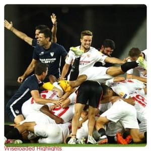Download Europa League Final: Sevilla vs Inter Milan 3-2 Highlights