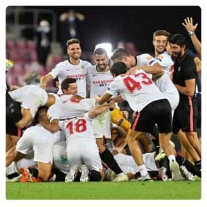 Europa League Final: Sevilla vs Inter Milan 3-2 Highlights