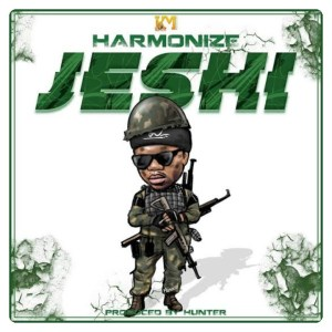This is artwork for Jeshi by Harmonize