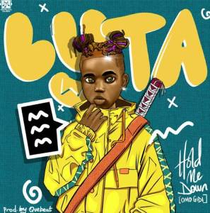 Song by Lyta titled Hold Me Down (Omo Gidi)