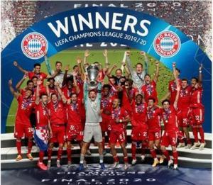 PSG vs Bayern Munich (UCL 2020 Final)