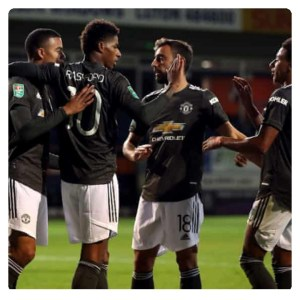 Luton vs Manchester United 0-3 Highlights