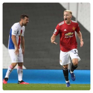 Manchester United vs Crystal Palace 1-3 Highlights