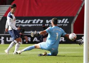 Southampton vs Tottenham 2-5 Highlights