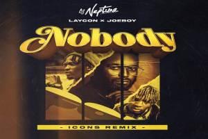 DJ Neptune ft. Joeboy, Laycon Nobody (Icon Remix)