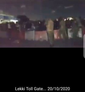 Nigerian Army Breaks Silence On Shooting Protesters At Lekki Toll Gate