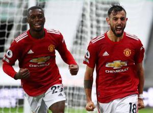 Newcastle vs Man Utd 1-4 Highlights