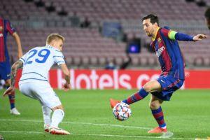 Barcelona vs Dynamo Kyiv 2-1 Highlights