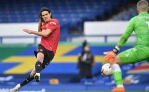 Everton vs Man United 1-3 Highlights