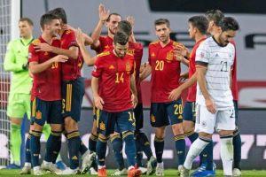 Spain vs Germany 6-0 Highlights