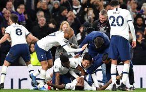 Tottenham vs Man City 2-0 Highlights