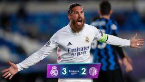 Real Madrid vs Inter Milan 3-2 Highlights