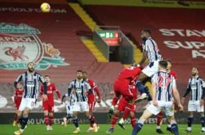 Liverpool vs West Brom 1-1 Highlights