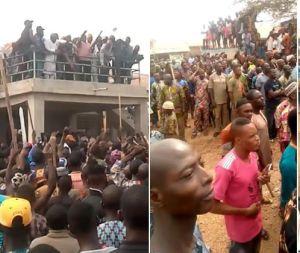 Sunday Igboho Finally Chase Fulanis From Igangan, Ibarapa (Video)