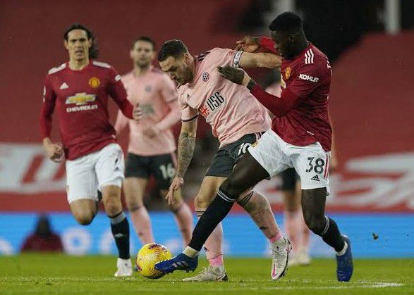 Manchester United vs Sheffield United 1-2 Highlights