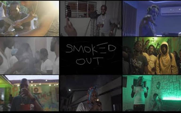 Popcaan - Smoked Out Freestyle ft. Bakersteez