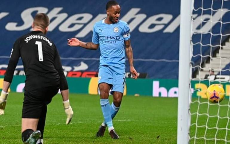 West Brom vs Manchester City 0-5 Highlights