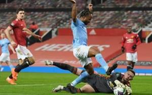 Man United vs Man City 0-2 Highlights