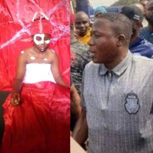 'Don't Arrest Him, Just Leave Him For Orikoko' - Mercy Williams Goes Spiritual Over Sunday Igboho's Behavior