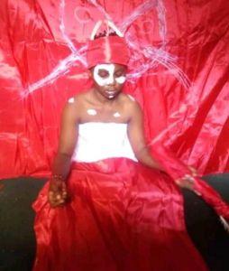 Mercy Williams and Sunday Igboho