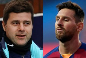 Pochettino Reveals Conversation With Messi After PSG Defeated Barcelona