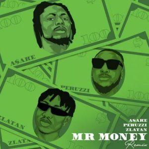 Asake - Mr Money (Remix) ft. Peruzzi, Zlatan