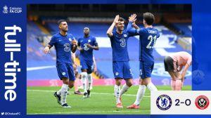 Chelsea vs Sheffield United 2-0 Highlights