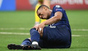 Manchester United player, Anthony Martial suffered an injury during international break