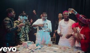 Zlatan - Lagos Anthem (Remix) ft. Oberz, Frescool, Oladips, Kabex, Trod (Video)