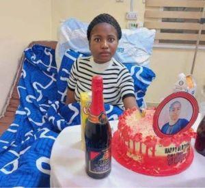 Ada Jesus celebrating birthday