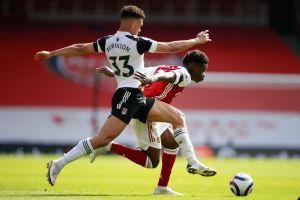 EPL: Arsenal vs Fulham 1-1 Highlights (Download Video)