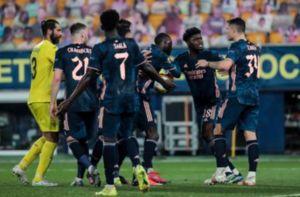 Villarreal vs Arsenal 2-1 Highlights