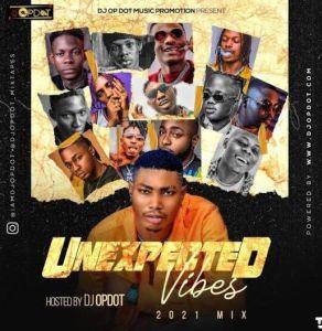 DJ OP Dot - Unexpected Vibes (2021 Mix)