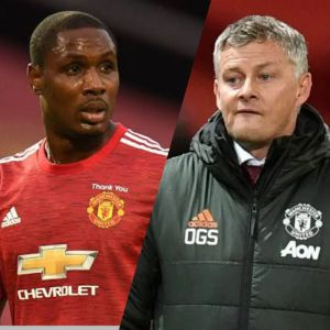 You Were Unfair To Me At Man Utd - Ighalo To Solskjaer