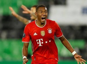 Real Madrid Confirm Signing Of Alaba From Bayern Munich On Free Transfer