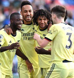 EPL: Crystal Palace vs Arsenal 1-3 Highlights (Download Video)