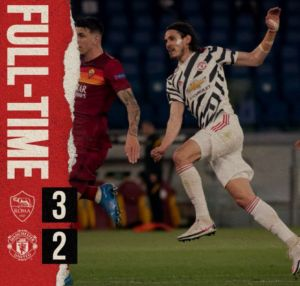 #ROMMUN : Roma vs Manchester United 3-2 Highlights (Download Video)