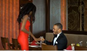 Reactions As Ozo Proposes To Unknown Lady In Public (Photos + Video)